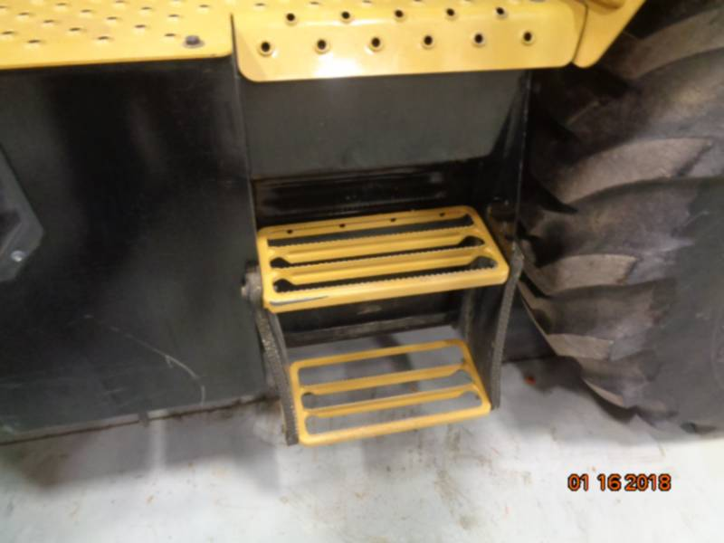 CATERPILLAR BAGGERLADER 420F2ST equipment  photo 19