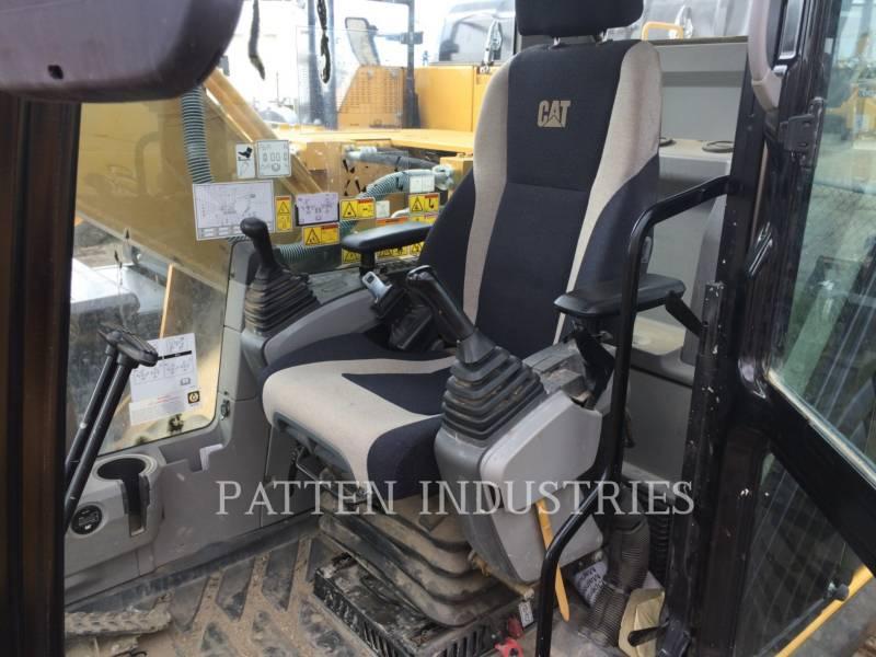 CATERPILLAR TRACK EXCAVATORS 324EL HMR equipment  photo 5