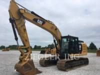 Equipment photo CATERPILLAR 323FL KOPARKI GĄSIENICOWE 1