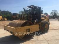 Equipment photo CATERPILLAR CS-54B EINZELVIBRATIONSWALZE, GLATTBANDAGE 1