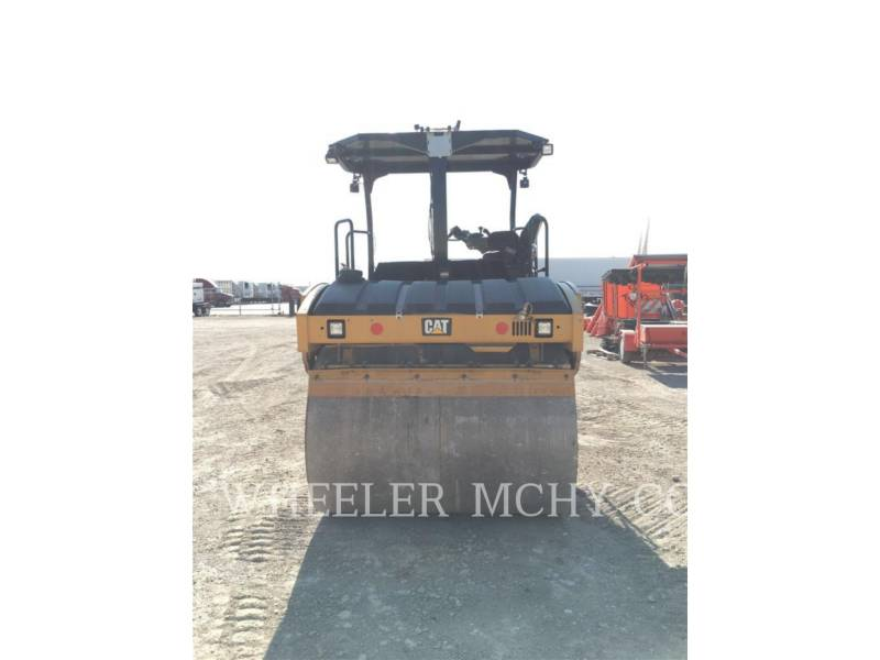 CATERPILLAR TANDEMOWY WALEC WIBRACYJNY DO ASFALTU (STAL-STAL) CB54B AMAP equipment  photo 7