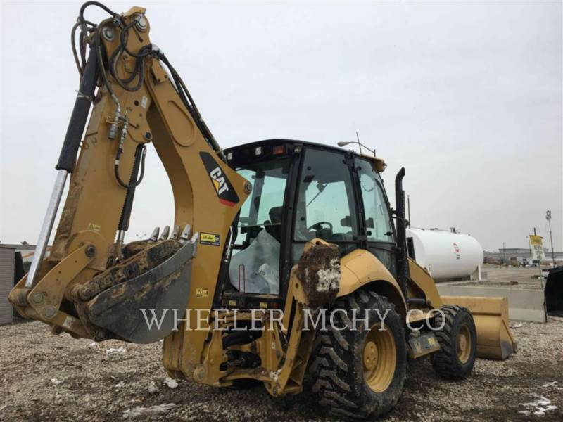 CATERPILLAR BACKHOE LOADERS 420F E TH equipment  photo 3
