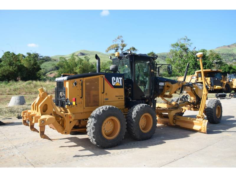 CATERPILLAR NIVELEUSES 140 M VHP PLUS (AWD) equipment  photo 3