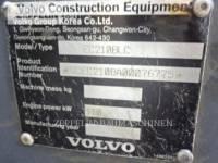 VOLVO CONSTRUCTION EQUIPMENT EXCAVADORAS DE CADENAS EC210BLC equipment  photo 19
