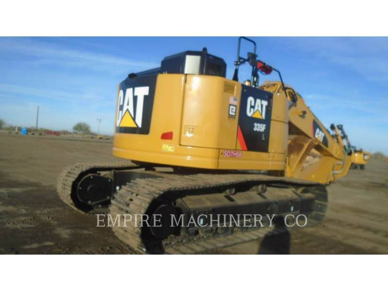 CATERPILLAR KOPARKI GĄSIENICOWE 335FLCR equipment  photo 2