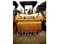 CATERPILLAR ROLO COMPACTADOR DE ASFALTO DUPLO TANDEM CB-534D equipment  photo 3