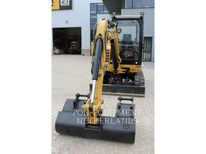 CATERPILLAR PELLES SUR CHAINES 302.7 D CR equipment  photo 13