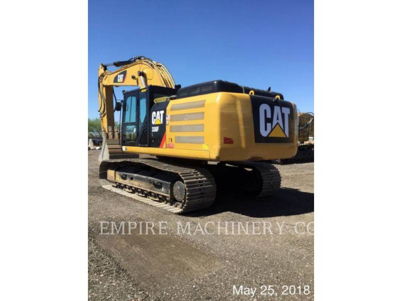CATERPILLAR トラック油圧ショベル 336F     P equipment  photo 4