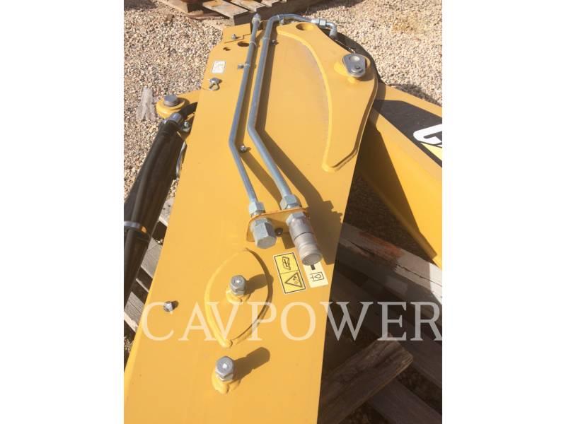 CATERPILLAR BAGGERLADER 432F equipment  photo 5