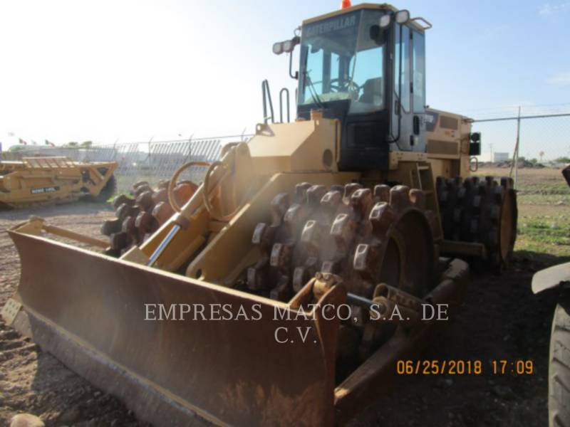 CATERPILLAR COMPACTORS 815FII equipment  photo 2