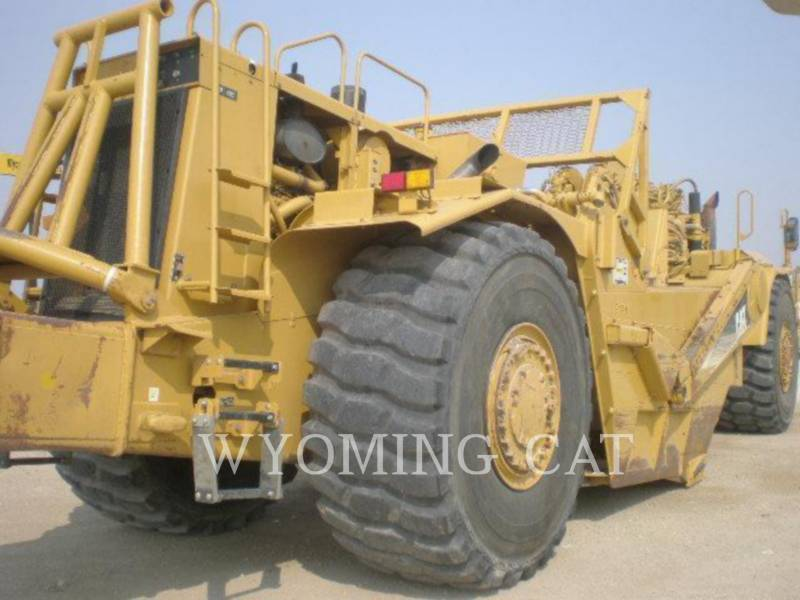 CATERPILLAR WHEEL TRACTOR SCRAPERS 627G equipment  photo 5