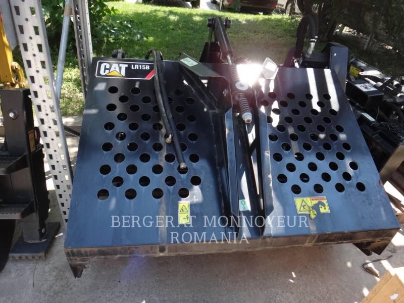 CATERPILLAR  RAKE LR15B equipment  photo 1
