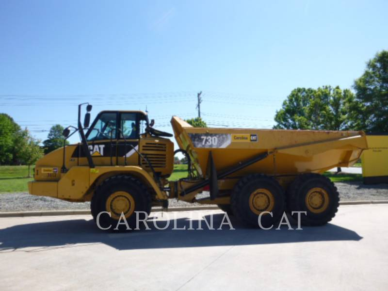CATERPILLAR TOMBEREAUX ARTICULÉS 730 TG equipment  photo 2