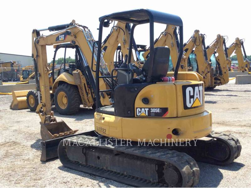 CATERPILLAR RUPSGRAAFMACHINES 305E equipment  photo 4