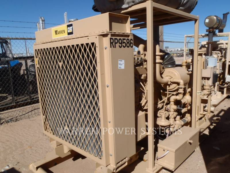 CATERPILLAR STATIONÄRE STROMAGGREGATE G3406NA equipment  photo 8