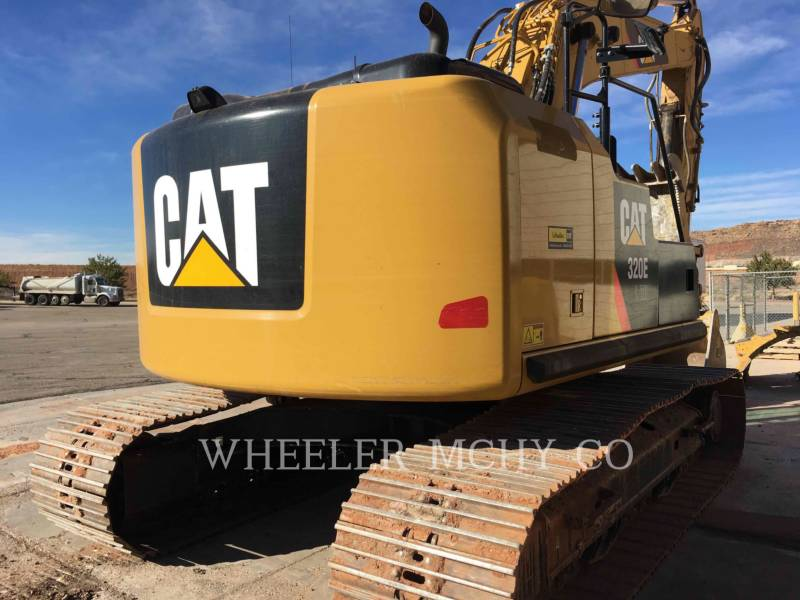 CATERPILLAR PELLES SUR CHAINES 320E LRRTH equipment  photo 9