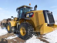 CATERPILLAR PALE GOMMATE/PALE GOMMATE MULTIUSO 972K equipment  photo 9