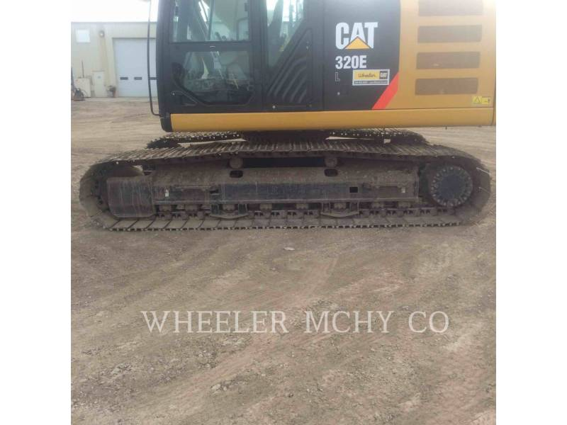 CATERPILLAR ESCAVADEIRAS 320E L equipment  photo 17