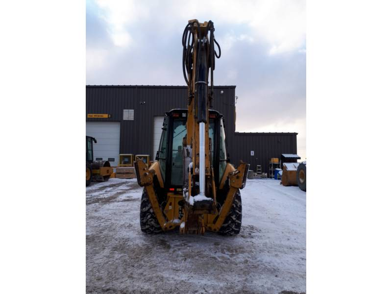 CATERPILLAR BAGGERLADER 430FIT equipment  photo 5