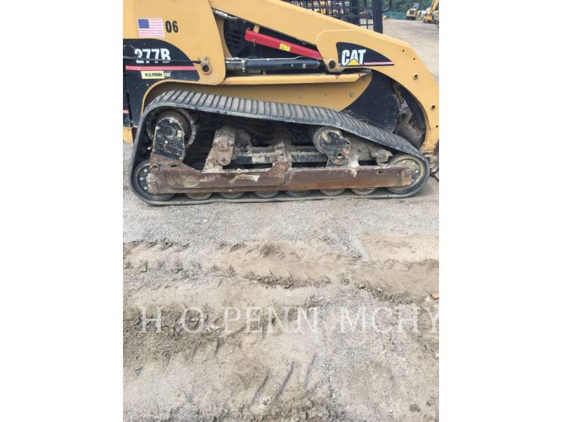 Caterpillar ÎNCĂRCĂTOARE PENTRU TEREN ACCIDENTAT 277B equipment  photo 10