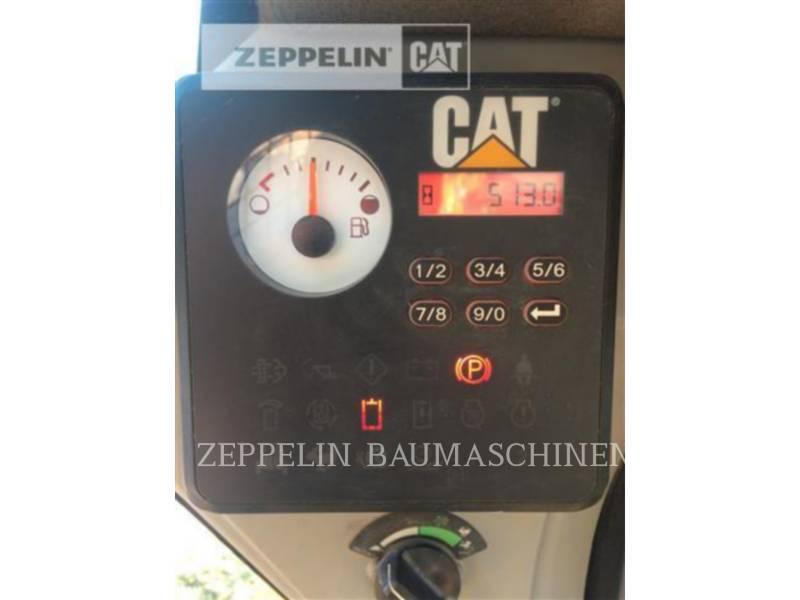 CATERPILLAR ŁADOWARKI ZE STEROWANIEM BURTOWYM 257D equipment  photo 18