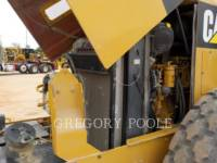 CATERPILLAR VIBRATORY SINGLE DRUM SMOOTH CS-54 equipment  photo 24