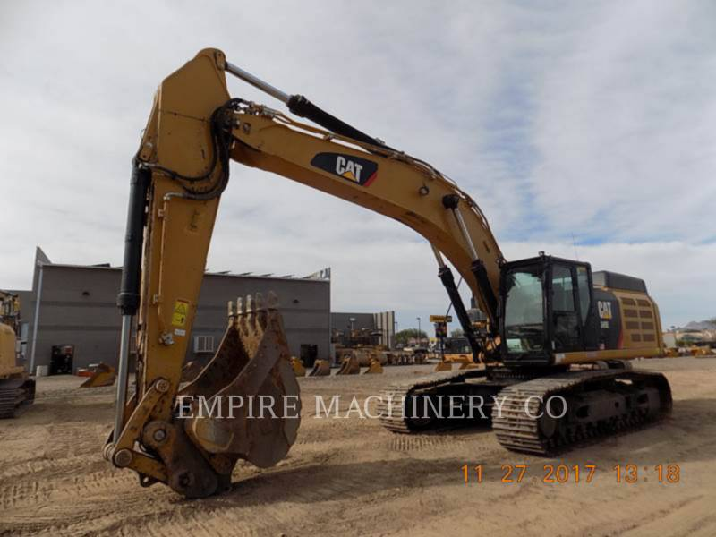 CATERPILLAR TRACK EXCAVATORS 349EL    P equipment  photo 4