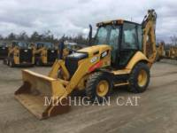 CATERPILLAR BAGGERLADER 430FST equipment  photo 2