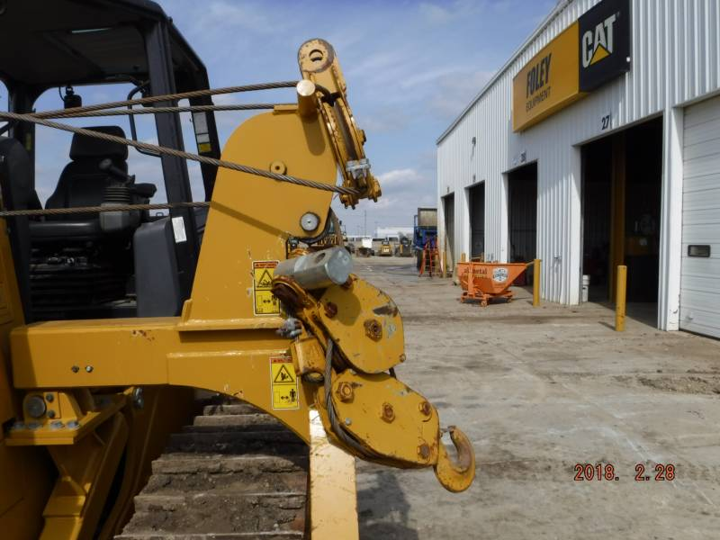 CATERPILLAR TRACTEURS POSE-CANALISATIONS PL61 equipment  photo 12