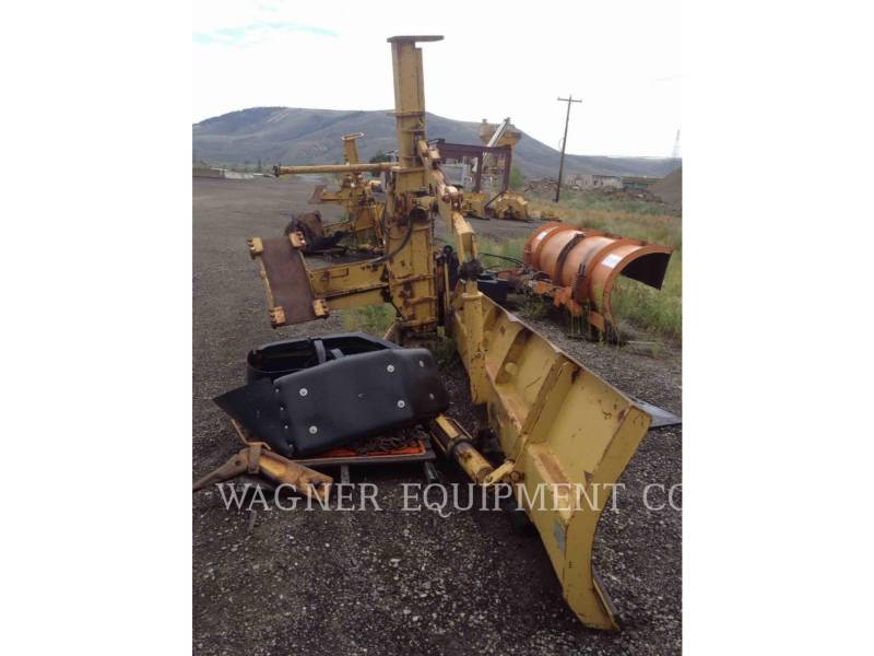 CATERPILLAR MOTOR GRADERS 140H equipment  photo 13