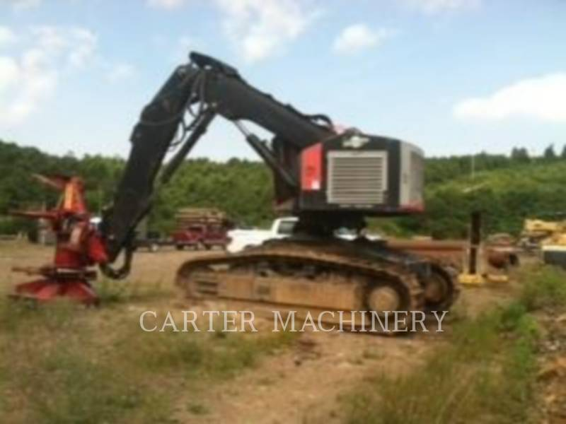 TIMBCO FORESTAL - ARRASTRADOR DE TRONCOS TIM TL735B equipment  photo 2