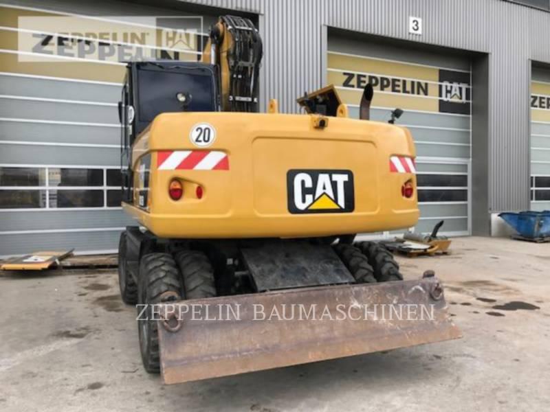CATERPILLAR PELLES SUR PNEUS M315D equipment  photo 3