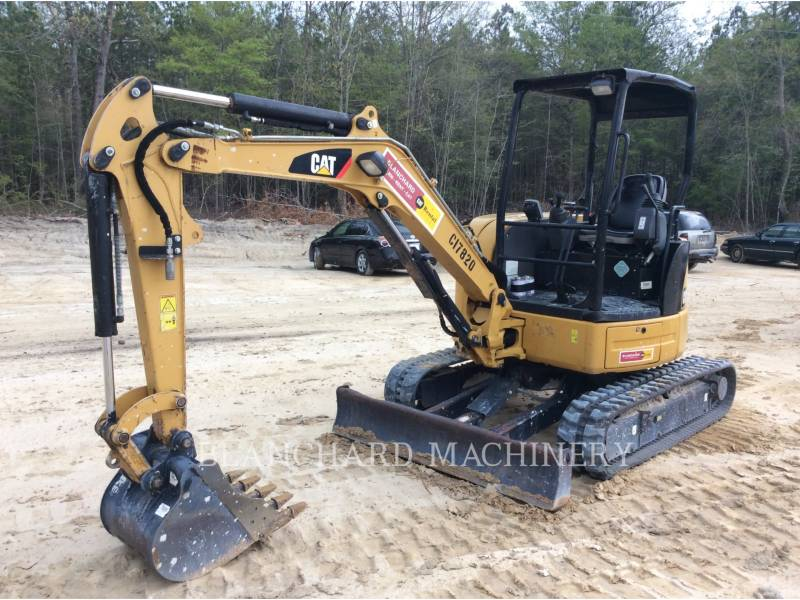 CATERPILLAR TRACK EXCAVATORS 303.5E equipment  photo 1