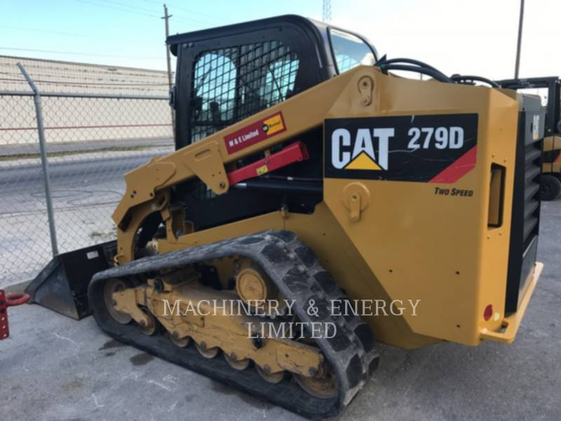 CATERPILLAR CARGADORES MULTITERRENO 279D LRC equipment  photo 3