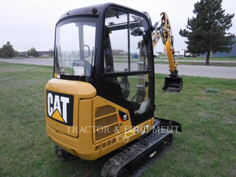 CATERPILLAR EXCAVADORAS DE CADENAS 301.7D CB equipment  photo 3