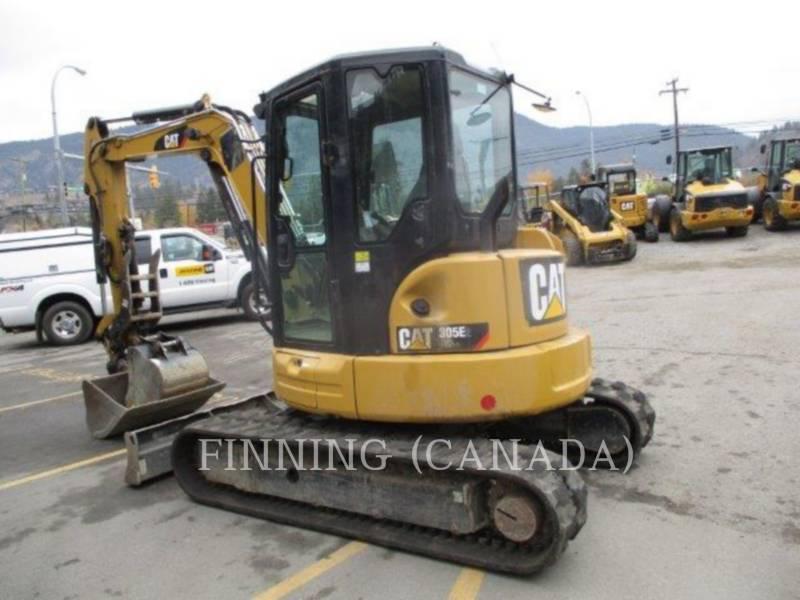 CATERPILLAR ESCAVATORI CINGOLATI 305E2CR equipment  photo 3