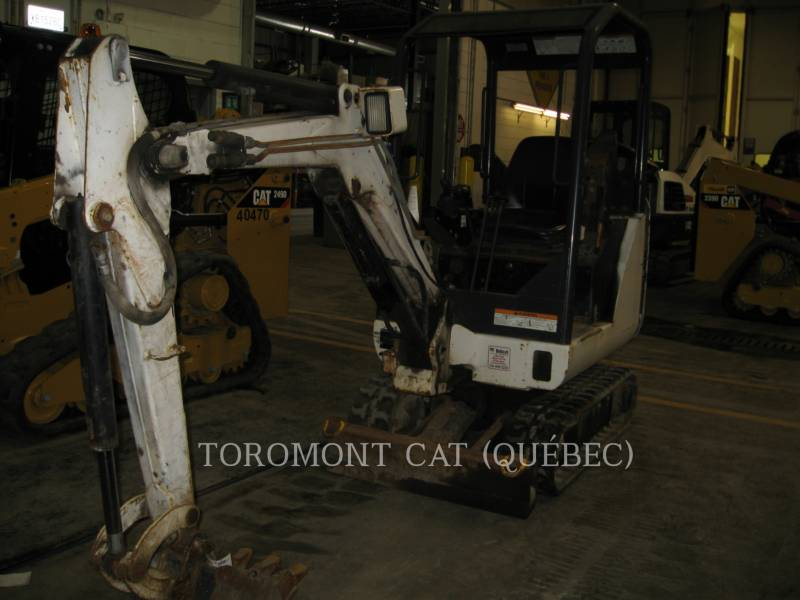 BOBCAT EXCAVADORAS DE CADENAS 322 equipment  photo 4