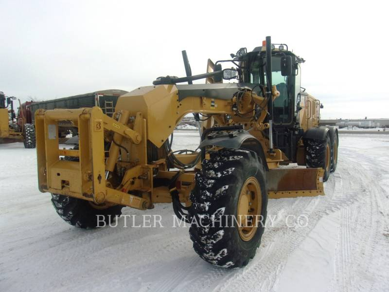 Caterpillar AUTOGREDERE 140M2AWD equipment  photo 1