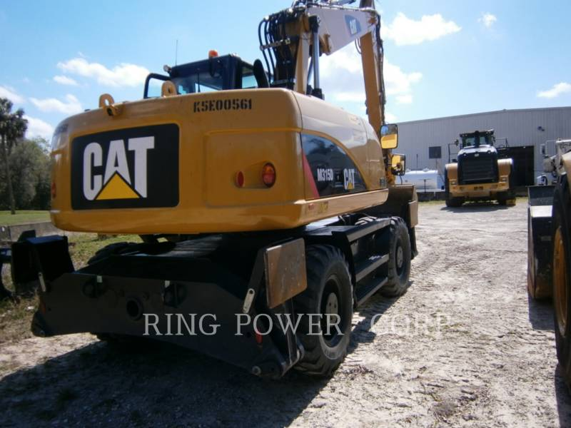 CATERPILLAR トラック油圧ショベル M315D equipment  photo 4