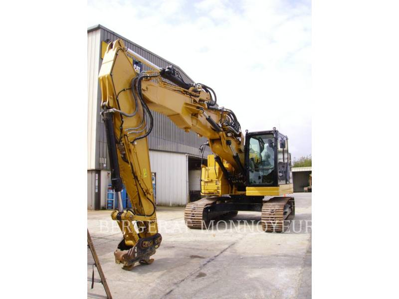 CATERPILLAR KETTEN-HYDRAULIKBAGGER 325FLCR equipment  photo 6