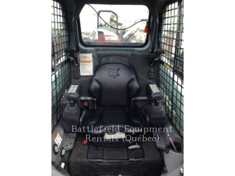 BOBCAT MULTI TERRAIN LOADERS T450 equipment  photo 14