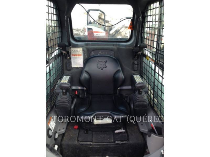 BOBCAT CARGADORES DE CADENAS T450 equipment  photo 14