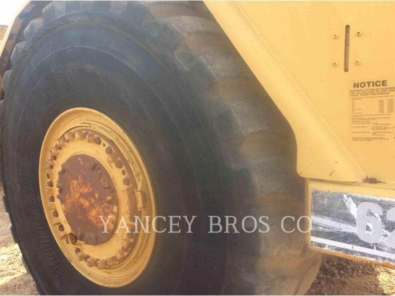 CATERPILLAR 轮式牵引铲运机 621F equipment  photo 8