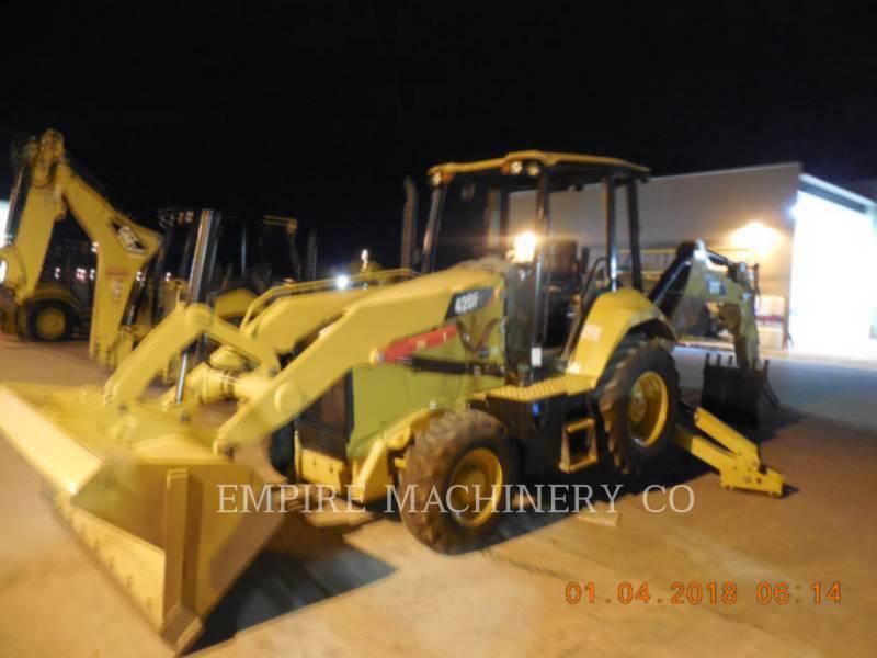 CATERPILLAR BAGGERLADER 420F2 4EO equipment  photo 4