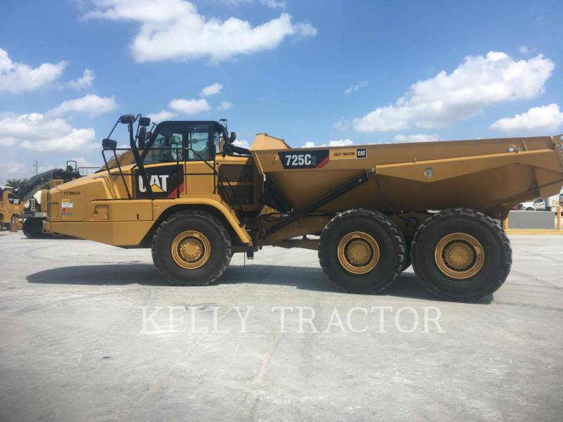 CATERPILLAR DUMPER ARTICOLATI 725C2 equipment  photo 1