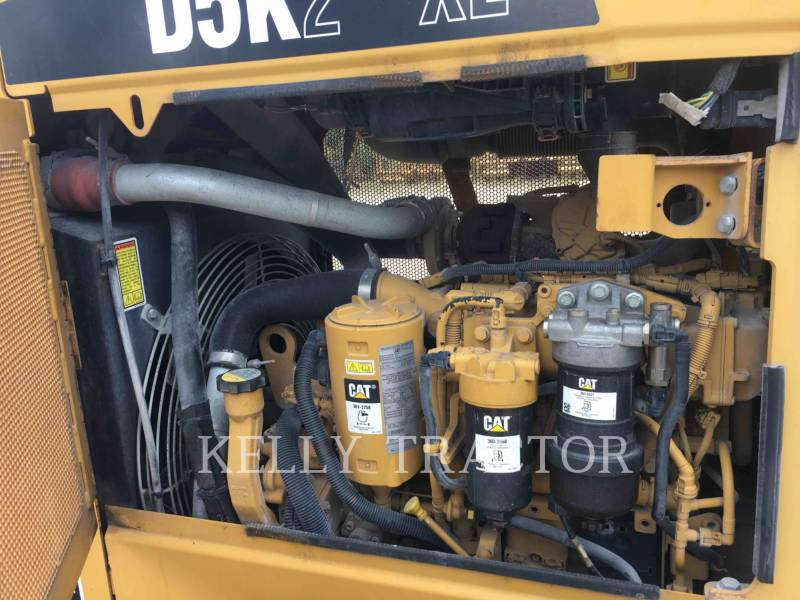 CATERPILLAR KETTENDOZER D5K2XL equipment  photo 12