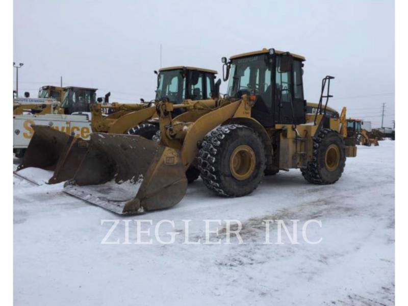 CATERPILLAR WHEEL LOADERS/INTEGRATED TOOLCARRIERS 950GIISW equipment  photo 1
