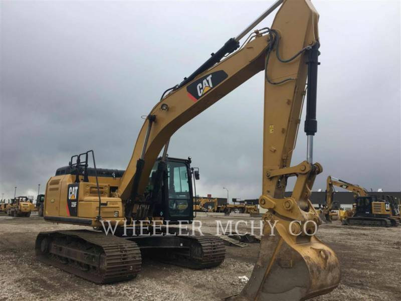 CATERPILLAR KOPARKI GĄSIENICOWE 326F L equipment  photo 2
