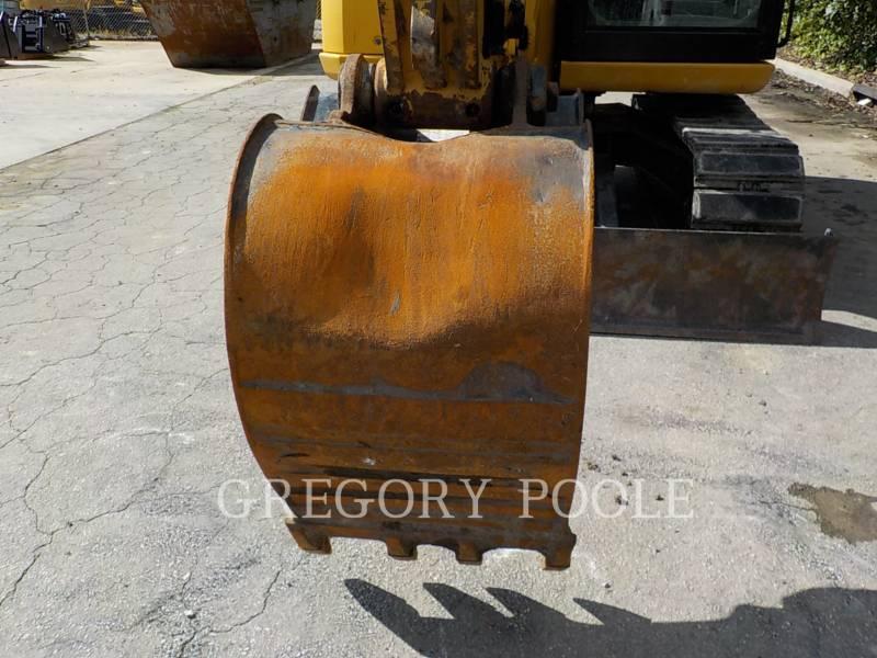 CATERPILLAR KOPARKI GĄSIENICOWE 308E2CRSB equipment  photo 21