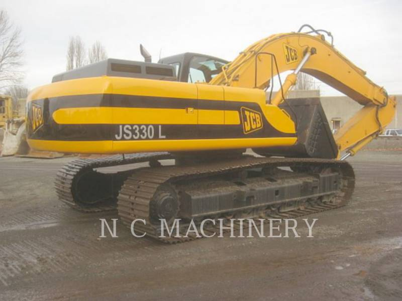 JCB TRACK EXCAVATORS 330L equipment  photo 3